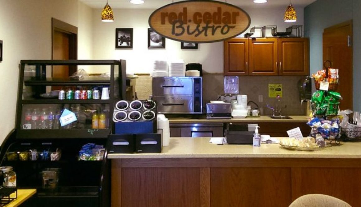 The Red Cedar Bistro at The Neighbors of Dunn County in Menomonie, WI