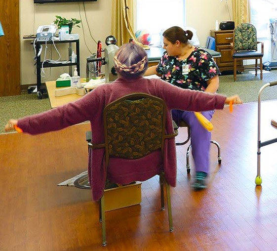 Physical Therapy at The Neighbors in Menomonie, WI