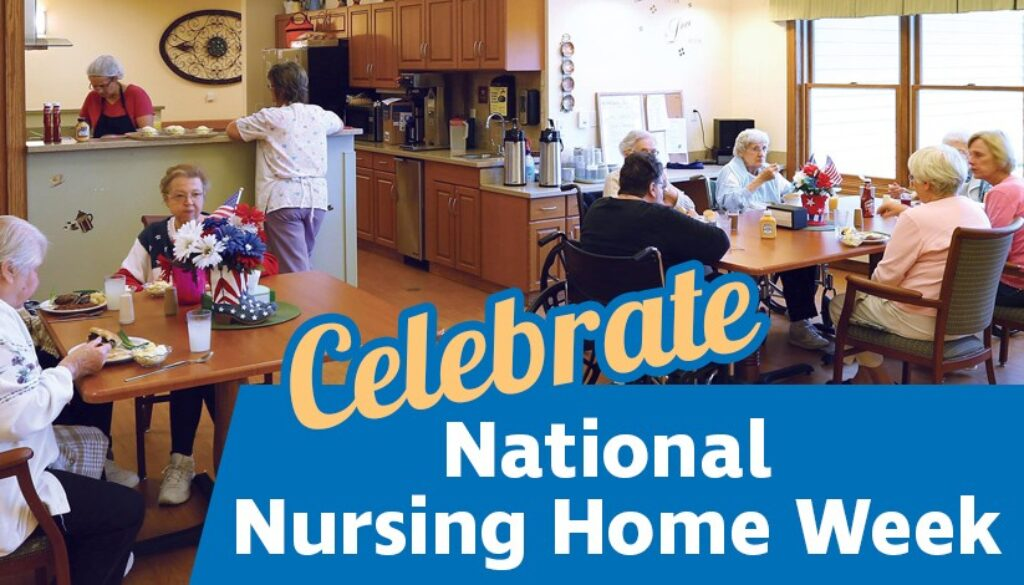 Celebrate National Nursing Home Week at The Neighbors