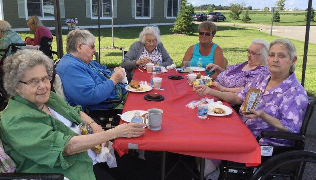 The Neighbor's of Dunn County Annual Family Picnic