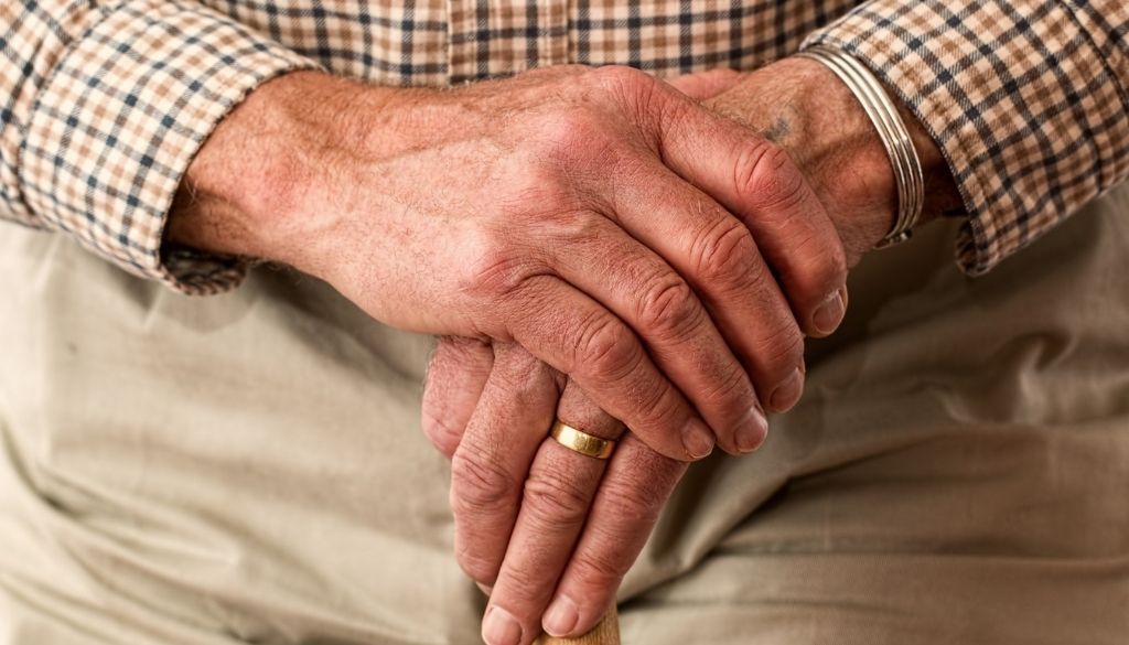 How to incorporate fall safety tips in elderly's lives.